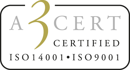 ISO certifikation